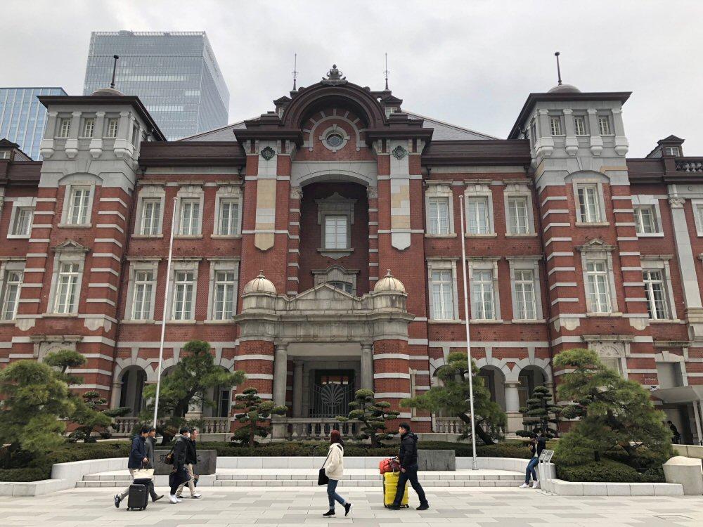 東京駅のエキナカで棒S(ボウズ)がお買い求めいただけます!