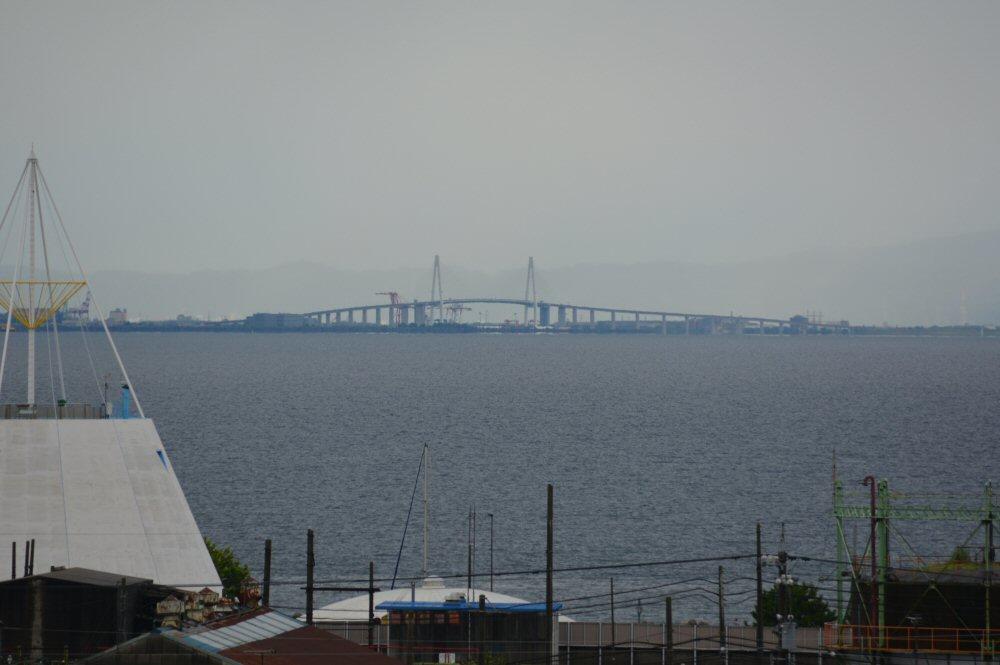 台風はどこに?富山はほぼ影響無しでした!