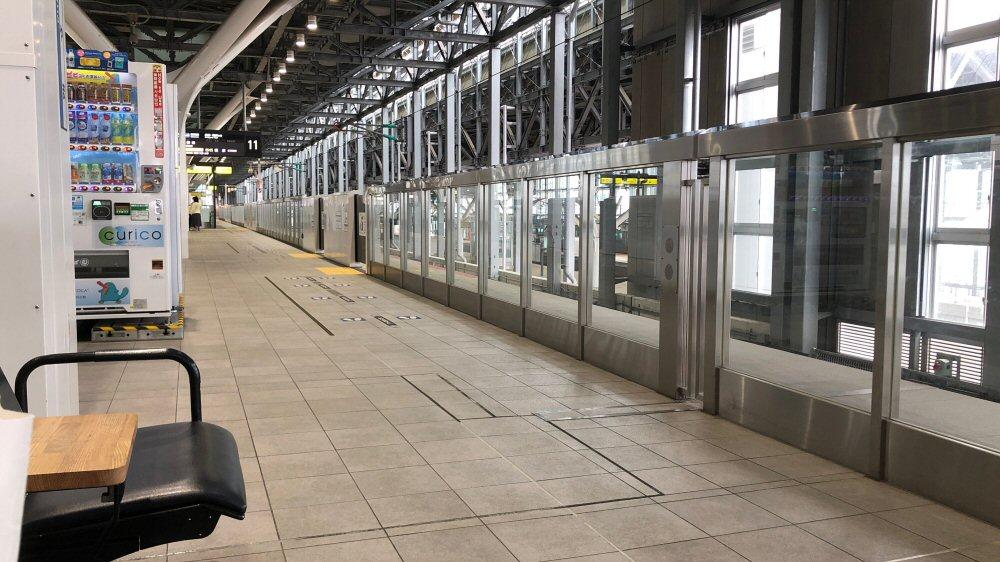 激変の東京駅に衝撃!