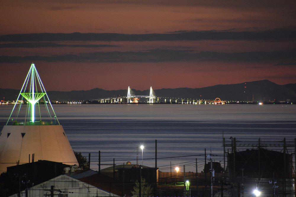 穏やかな週末、幻想的な富山湾に癒されました!