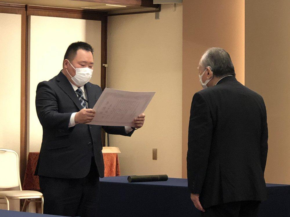 富山県蒲鉾組合の第72回通常総会に参加しました!